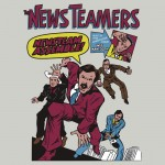 News Team Assemble! Tshirt