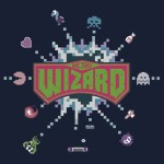 Retro Wizard Tshirt