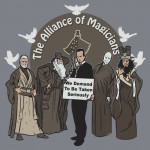 The Alliance of Magicians Tshirt