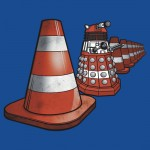 Deadly Cone! Tshirt