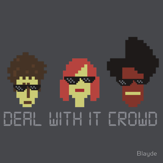 Deal With IT Crowd