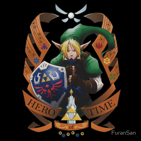 Hero of Time (Green)