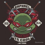 Raph is Cool but Crude Tshirt