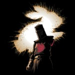 The Black Knight Rises Tshirt