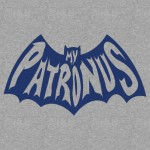 My Patronus is a Bat Tshirt