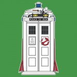 """The 'Busters have the phonebox.."