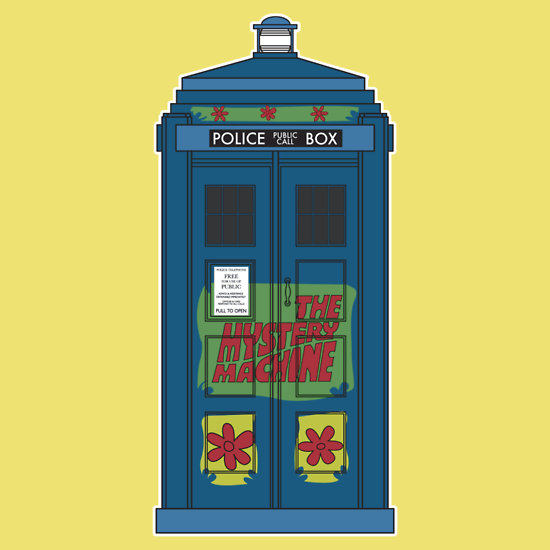 """""""The Pesky Kids have the phonebox.."""