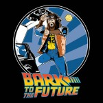 Bark to the Future Tshirt