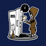 Jedi Night-Time Snack Tshirt