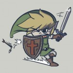 Just Link Tshirt