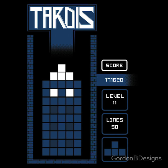 The Tetris lord!