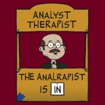 Analyst Therapist Tshirt