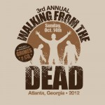 Walking from the Dead Tshirt