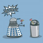 Dalek Crush Tshirt
