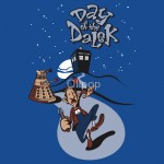 Day of the Dalek Tshirt