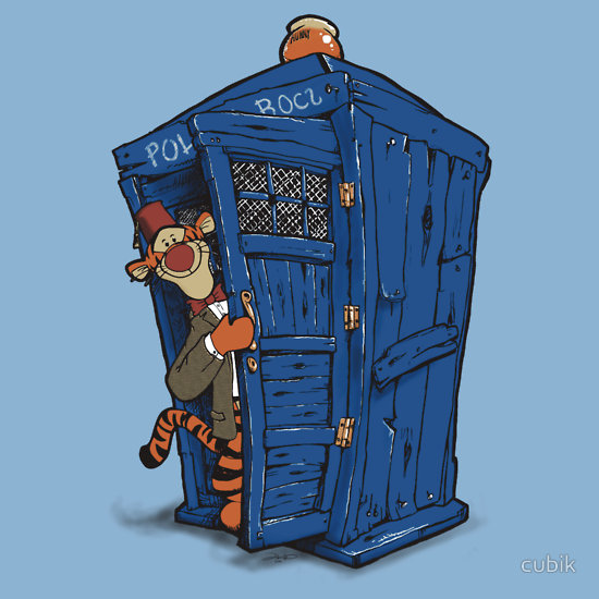 It's Tigger on the Inside
