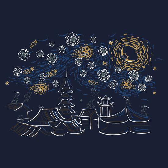 Ninja Starry Night