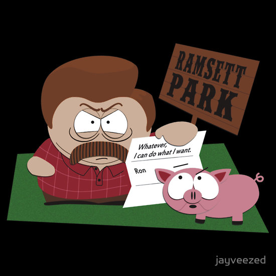 South Parks and Rec