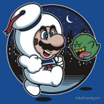 Super Marshmallow Bros. Tshirt