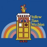 Yellow Time Machine Tshirt