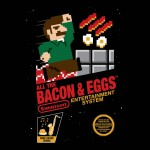 All the Bacon and Eggs Tshirt
