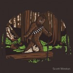 Bigfoot Tshirt