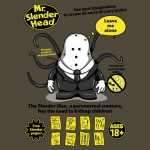 Mr. Slender Head Tshirt