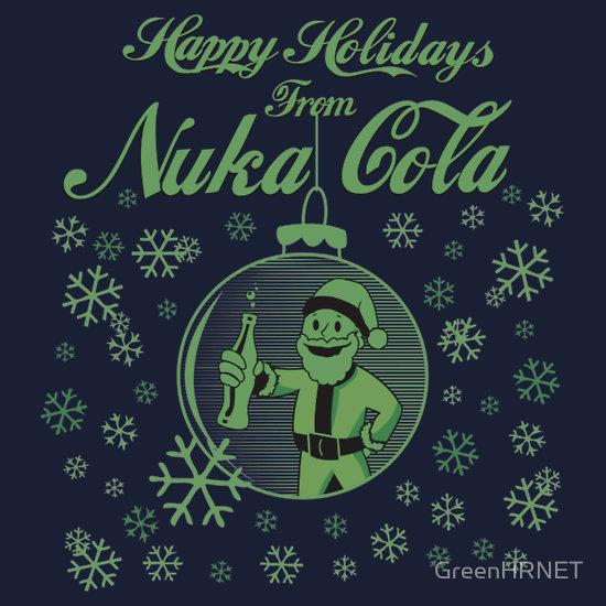 Nuka Cola Christmas