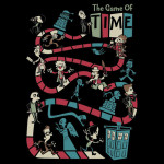 The Game of Time Tshirt