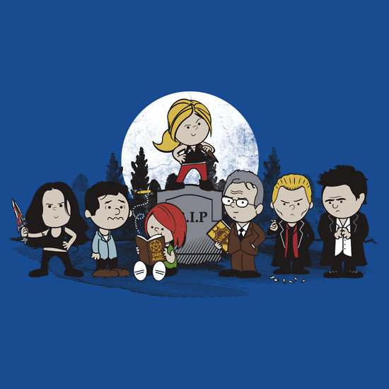 The Peanuts Slayer