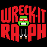 WRECK IT RAPH Tshirt