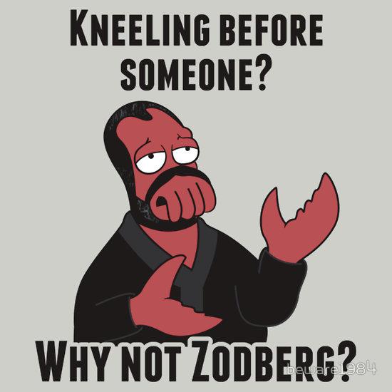 Why Not Zodberg?