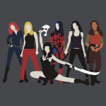 Women of the Whedonverse Tshirt