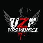 Woodbury Ultimate Zombie Fighter Tshirt