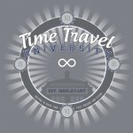 Time Travel University Tshirt