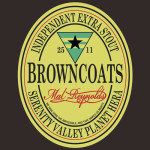 Browncoats Independent Extra Stout Tshirt