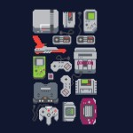 A Pixel of My Childhood Tshirt
