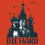 Die Hard… Level 5! Tshirt