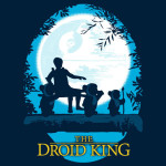 The Droid King Tshirt