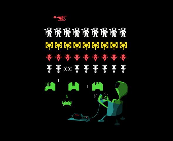 Earthling Invaders