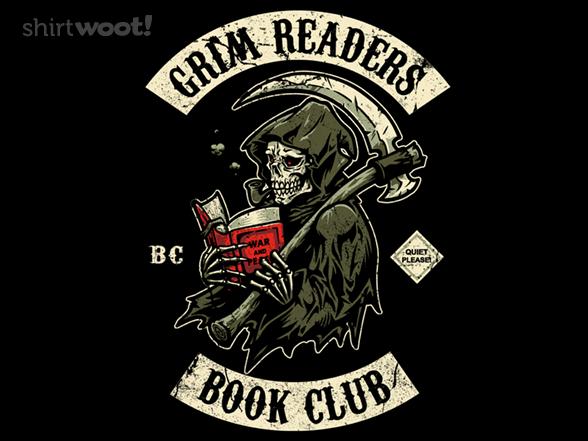 Grim Readers Book Club