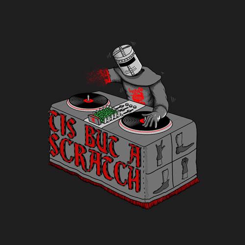 Tis-Tis-Tis-But-A-Scratch