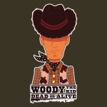 Woody the Kid Tshirt