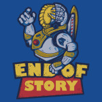 End of Story Tshirt