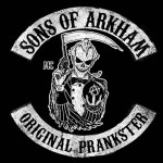Sons Of Arkham Tshirt