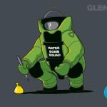 Water Bomb Squad Tshirt