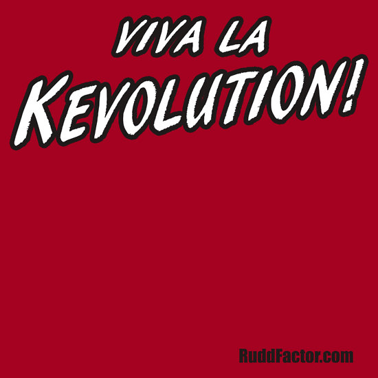 KEVolution t-shirt!