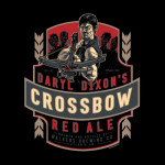 Daryl Dixon's Crossbow Red Ale Tshirt