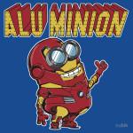 ALU-MINION Tshirt