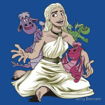 Mother of Pete's Dragon Tshirt